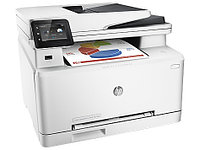 HP Color LaserJet Pro MFP M277dw (p/c/s/f, 600x600dpi, ImageREt3600, 18(18) ppm, 256Mb, ADF35 sheets,2 trays150+1, duplex, PS, USB/LAN/ext.USB,  1y