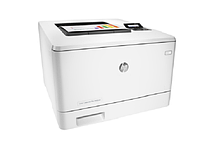 HP Color LaserJet Pro M452dn Printer (A4,600x600dpi,27(27)ppm,ImageREt3600,128Mb,Duplex, 2trays 50+250,USB/GigEth, ePrint, AirPrint, PS3, 1y warr,