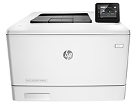 HP Color LaserJet Pro M452nw Printer (A4,600x600dpi,27(27)ppm,ImageREt3600,128Mb, 2trays 50+250,USB/GigEth/WiFi, ePrint, AirPrint, PS3, 1y warr,
