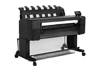"HP DesignJet T930 PS Printer (36"",2400x1200dpi, 64Gb(virtual), 320Gb HDD, GigEth, stand, media bin, output tray, sheetfeed,"