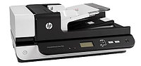 HP Scanjet Enterprise Flow 7500 Flatbed Scanner (216x864 mm, 600x600dpi, 24bit, USB, LCD, ADF 100 sheets, 50(100) ppm, Duplex, 1y warr, replace