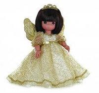 Кукла «Precious Moments» (Ангельский шепот), 30см (брюнетка)