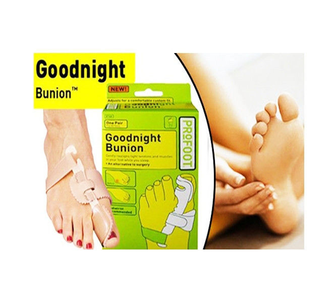 Бандаж-фиксатор Goodnight Bunion