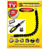 Гибкий удлинитель для отвертки и дрели Snake Bit, фото 5