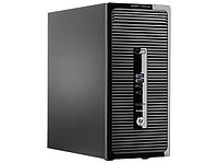 HP 490 ProDesk G2 MT Core i3-4150,4GB DDR3-1600 DIMM (1x4GB),500GB(7200rpm)SATA 3.5 HDD,DVD+/-RW,CardReader,GigEth,kbd,mouse