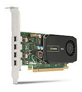 Graphics Card NVIDIA 510, 2GB, 4хMini DisplayPort (4xMini DisplayPort-> DisplayPort)PCI-E x16 (Z220 SFF, Z230SFF/Tower, Z420, Z620)