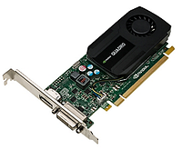 Graphics Card NVIDIA Quadro K420, 2GB, 1xDual link DVI-I, 1хDisplayPort PCI-E x16 (Z230 Tower/SFF, Z240 Tower/SFF, Z440, Z640, Z840)