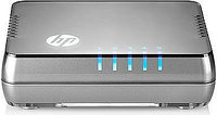 HP 1405-5G Switch (5 ports 10/100/1000, Unmanaged, fanless, desktop) (repl. for JD869A)