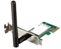 D-Link DWA-525/10/A2B, Wireless N 150 PCI Adapter (802.11n) (10 pcs in pack)