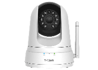 D-Link DCS-5000L/A1A, VGA MJPEG Wireless Pan/Tilt Network Cloud Camera