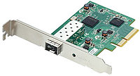 D-Link DXE-810S, 10 Gibabit PCI Express NIC with single SFP+ port 10G Managed with single SFP+ port PCI Express x4 2.0, 5 GT/s compliant NIC PnP,