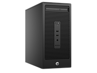 HP 280 G2 MT Core i3-6100,4GB DDR4-2133 SDRAM (1х4Gb),128GB Value SSD,DVD+/-RW,GigEth,usb kbd/mouse,W10dgW7p64,1-1-1 Wty