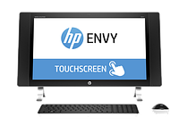 "HP Envy 27-p251ur 27"" IPS QHD WLED Touch,Core i5-6400T,8GB DDR3L (2X4GB),1TB 6G 2.5 8G SSHD,AMD R7 A365 4GB,no DVD,Wireless kbd/mouse,black&silver,Win"
