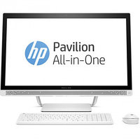 HP Pavilion 27-a170ur 27'' IPS FHD LED Non-touch,Core i7-6700T,8GB DDR4 (1X8GB),2TB,NVIDIA GT930A 2GB,DVDRW,Wireless kbd/mouse,white,Win 10