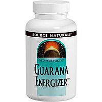Source Naturals, Энергетическое средство гуарана, 900 мг, 200 таблеток.