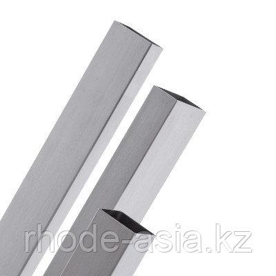 Труба квадратная, AISI 304, 100 x 100 x 2,0 мм