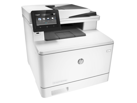 МФУ HP Color LaserJet M477fdn