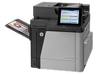 МФУ HP Color LaserJet Ent M680dn