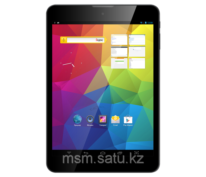 Texet NaviPad TM-7887 3G - Magic System Market в Алматы