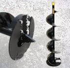Шнек к мотоледорубу Jiffy 150/6 (3730-XT)