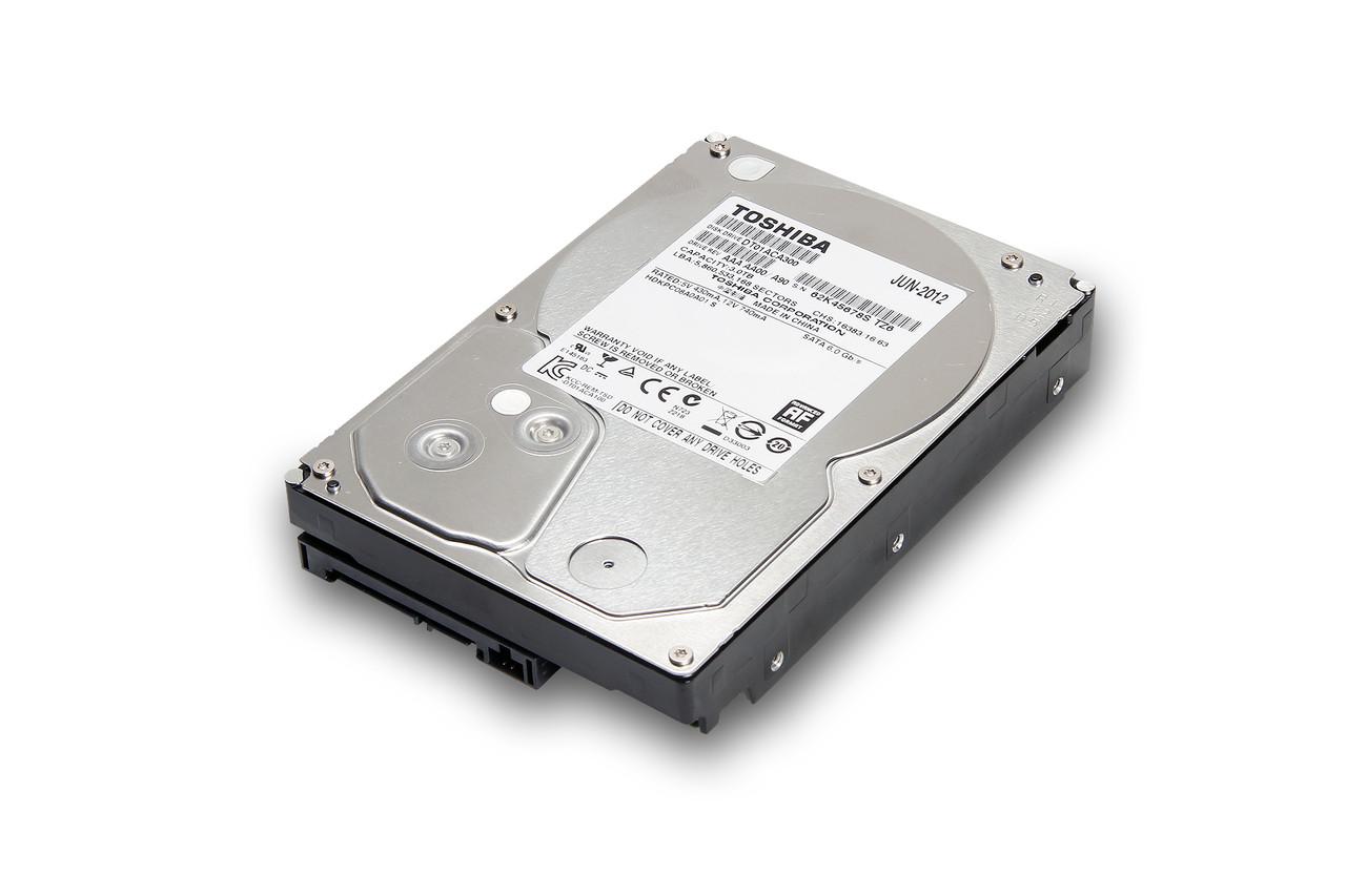 Жёсткий диск (HDD) 500 гб TOSHIBA