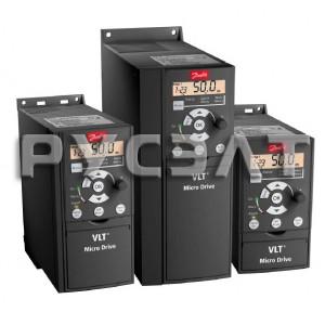 Частотный преобразователь Danfoss VLT Micro Drive FC51-132F0007 2,2кВт 9,6А
