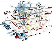 Проектирование инженерных систем ОВ ВК