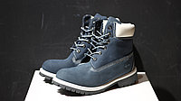 Ботинки Timberland Blue-White