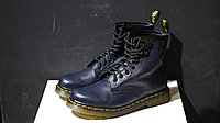 Ботинки Dr. Martens 1460 Navy Leather Boots , фото 1