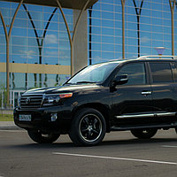 Заказ Toyota Land Cruiser с водителем