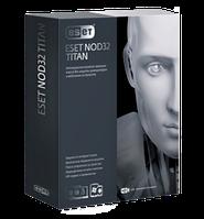 ESET NOD32 TITAN version 2 – базовая лицензия на 1 год для 3ПК и 1 мобильного устройства