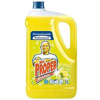 MR PROPER, универсальное моющее средство для полов и стен с запахом лимона , 5л