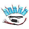 Аккумуляторы для квадрокоптеров: Syma,JJRC,FQ777,WLToys 600-2000mah,3.7-7.4V