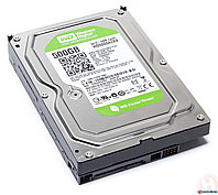 Жесткий диск HDD 500Gb Green Western Digital