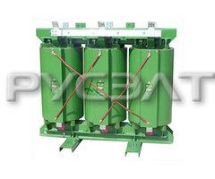 Трехфазный сухой трансформатор с литой изоляцией ТСЛ (ТСГЛ) -80