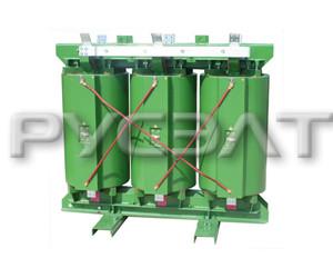 Трехфазный сухой трансформатор с литой изоляцией ТСЛ (ТСГЛ) -100