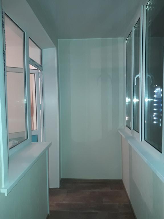 Балкон под ключ по адресу Кошкарбаева 34