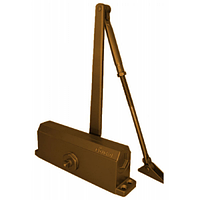 Доводчик двери до 75 кг E-603 (Bronze)