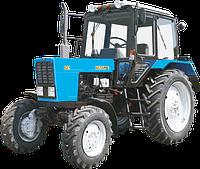 """Трактор """"Беларус-82.1"""" восстановленный"""
