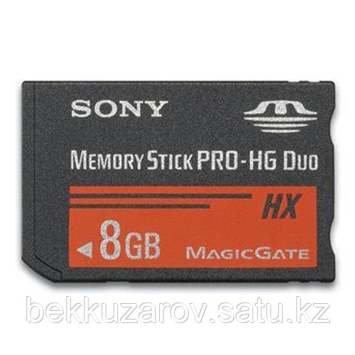 Sony Memory Stick Pro Duo 8GB