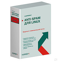 Kaspersky Anti-Spam for Linuх Вase 1 year