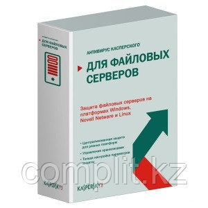 Kaspersky Security for File Server Base 1 year
