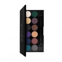 Тени Sleek MakeUp Eyeshadow Palette I-Divine Ultra Mate V2 NYX