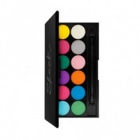 Тени Sleek MakeUp Eyeshadow Palette I-Divine Ultra Mate V1 NYX