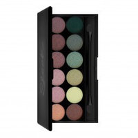 Тени Sleek MakeUp Eyeshadow Palette I-Divine Garden of Eden NYX