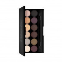Тени Sleek MakeUpEyeshadow Palette I-Divine AU Natural NYX