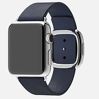 Ремешок apple watch 42mm (rock) midnight blue modern buckle