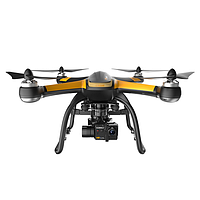 Квадрокоптер hubsan h109s x4 pro high version, цвет черный (black)
