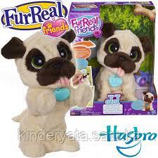 Игривый щенок FurReal Friends интерактивный