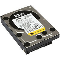 Жесткий диск Western Digital WD2002FYPS RE4 2TB, 7200об/мин, 64Mb Cache, Serial ATA-II 300